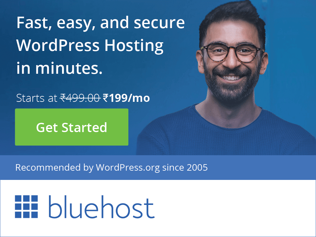 Fast, easy, and secure WordPress Hosting in minutes.
